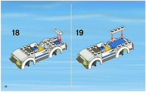 Lego City Police Car Instructions Dyrevelferdfo