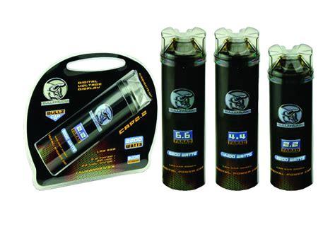 capacitor de 1 farad para audio capacitor digital de 2 2 faradios bullz audio bcap2 2 669 00 en mercadolibre