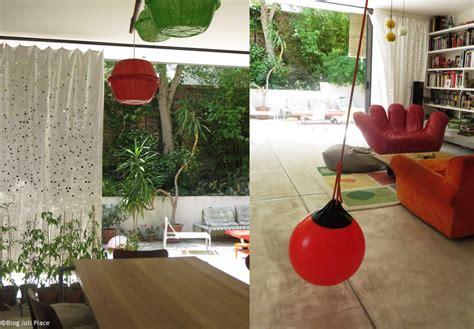 Les rideaux et balançoires FAB Design   Joli Place