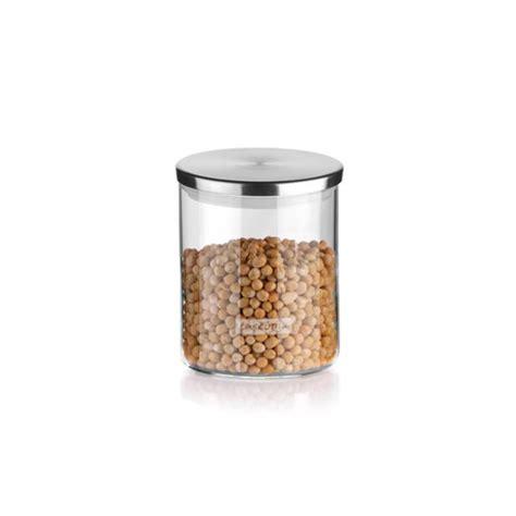 barattoli per alimenti 894820 barattolo per alimenti linea monti tescoma