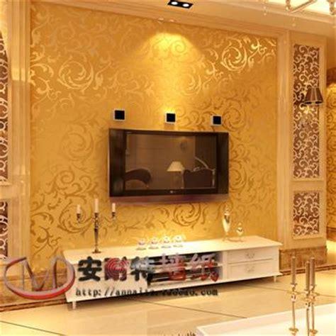 gold wallpaper living room aliexpress buy silver gold fashion brief pvc wallpaper tv sofa living room background wall