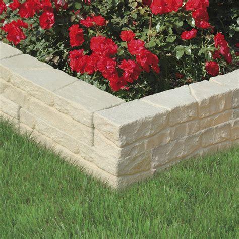 muret floral de soutenement droit cevennes ton pierre