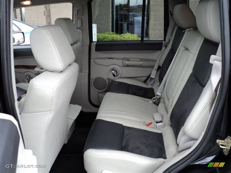 jeep commander inside jeep commander 2007 interior www pixshark com images