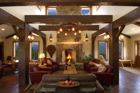 great room great room fireplace big house plans 84279