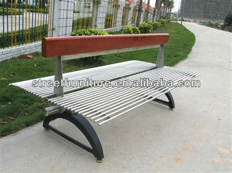 stainless steel garden bench stainless steel garden bench seat with cast iron bench