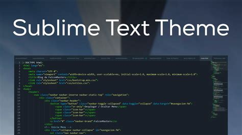 sublime text 3 themes not working mi theme de sublime text y como instalar themes youtube