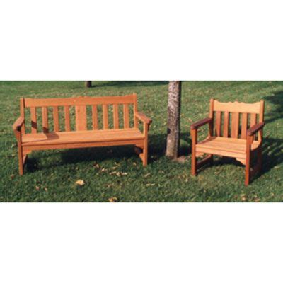 english garden bench plans english style garden bench and chair for the yard or