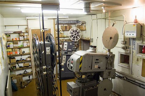 Projection Room by The Projection Room The Keighley Picture House Has Two