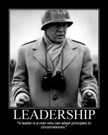 Reasons why patton would think obama s a pusillanimous president