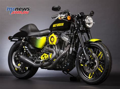 Harley Davidson Wa by Harley Davidson Marvel Customs Mcnews Au