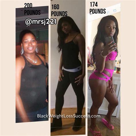 weight loss 40 pounds yanica lost 40 pounds black weight loss success