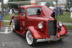 1936 ford truck information