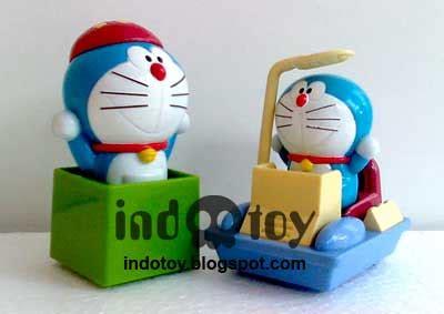Jual Figure Doraemon by Jual Doraemon Happy Meal Figure Jual Figure