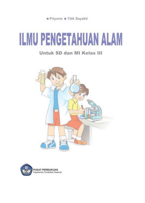 Ilmu Pengetahuan ilmu pengetahuan alam 3