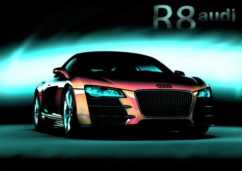 red audi r8 wallpaper red modified audi r8 hd wallpaper car wallpapers