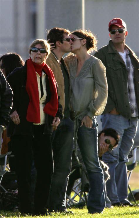 Tom Cruise Cuddling by Photos Photos Zimbio