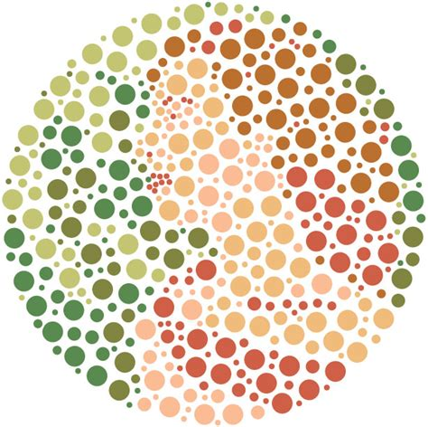 Color Blind colorblind test fundamentals of digital