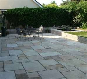 Large Paver Patio by Large Pavers Patio Ideas