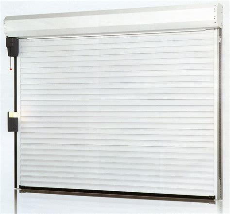 Insulated Steel Roll Up Garage Doors Wageuzi Roll Up Insulated Overhead Doors