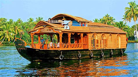 boat house images alleppey honeymoon packages kerala