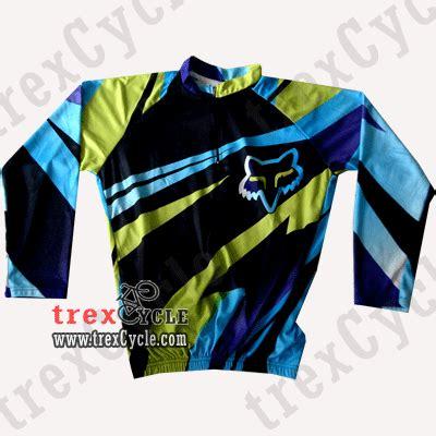 Kaos Baju Fox 5 trexcycle jual jersey sepeda gunung dan sepeda balap
