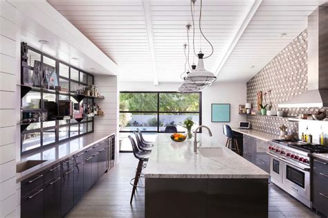 los angeles style homes interior design styles and color mid century 1960s ranch home in la gets amazing transformation