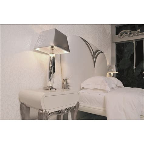 white king size headboards spacium white velvet and silver leaf king size headboard