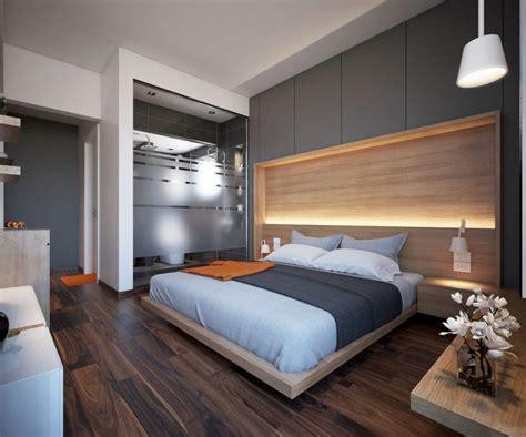 tete de lit luxe chambre de luxe de design moderne