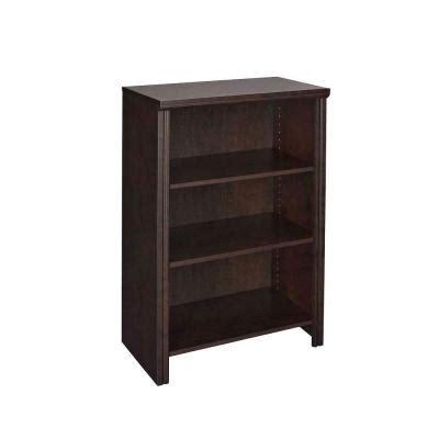 Closetmaid Impressions Closetmaid Impressions 25 In Chocolate 4 Shelf Organizer