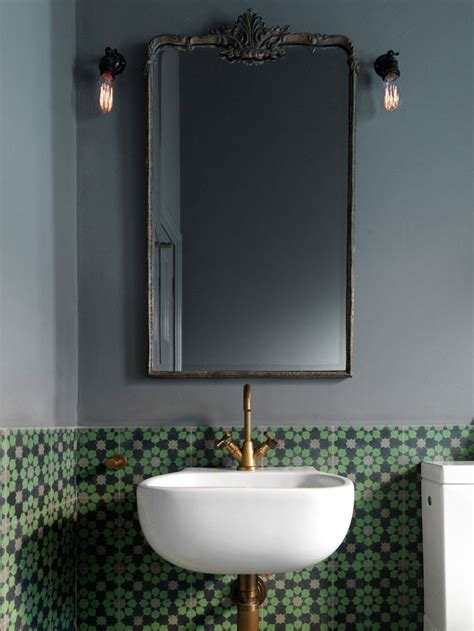 Next Bathroom Mirrors 17 Best Ideas About Antique Mirror Walls On Antique Mirror Tiles Distressed Mirror
