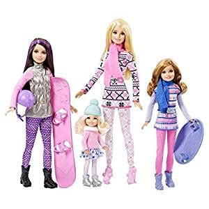 Barbies Shoes Come To With Offices Cant Courts by Mattel Winter Exclusive Dolls