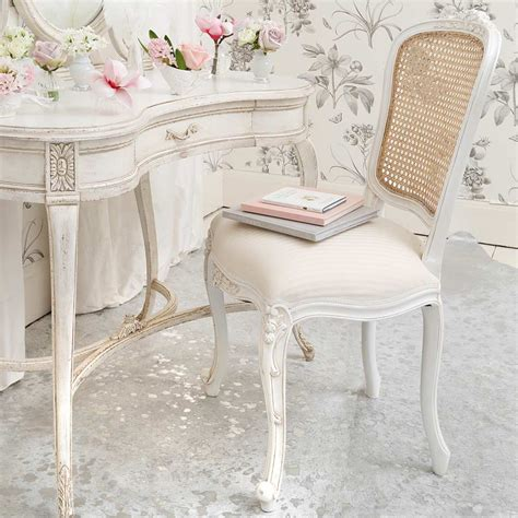 white chairs for bedroom provencal white rattan french chair french bedroom company
