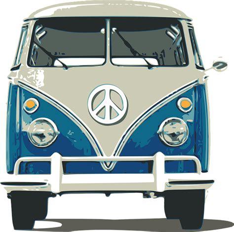 volkswagen van transparent free vector graphic bus car van volkswagen travel