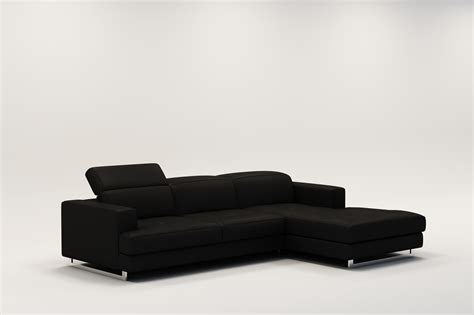 canape d angle cuir noir deco in canape d angle design en cuir noir cris