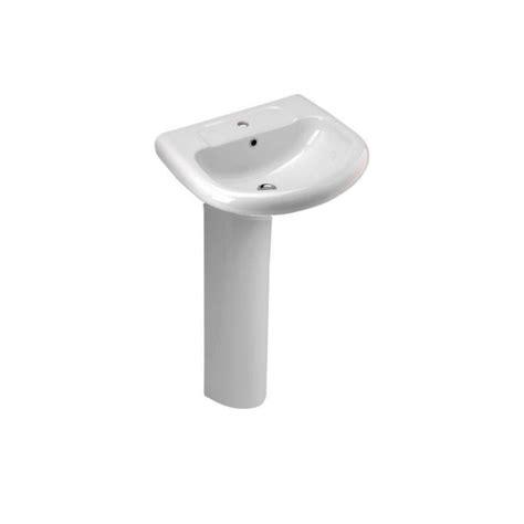 lavabo de pedestal lavabos para ba 241 o con pedestal dikidu