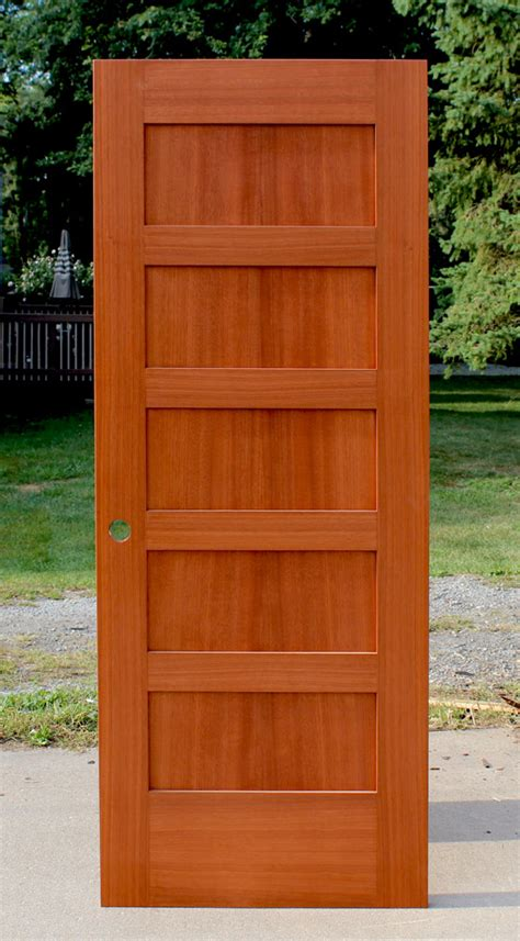 Interior Wooden Doors For Sale Interior Wood Five Panel Shaker Doors For Sale In Michigan Nicksbuilding