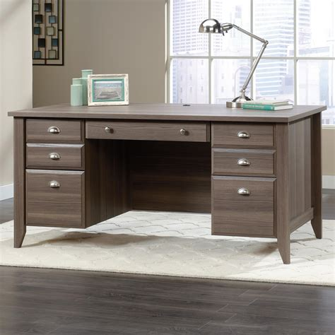 sauder shoal creek executive desk sauder shoal creek executive office desk darvin