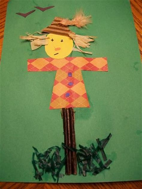 the 45 best images about scarecrow crafts on pinterest crafts kids crafts and fall harvest