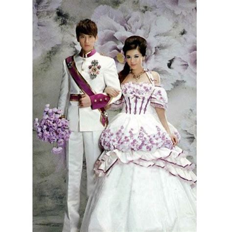 fancy colonial era dress theme costumes couples sku 307213