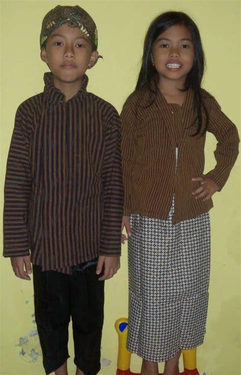 Pakaian Adat Anak Sd Sepasang grosir pakaian adat anak dan baju adat anak grosir baju
