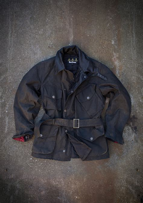 new machina barbour international x deus ex machina new jackets