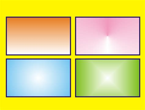 background gradasi membuat background dengan gradasi warna di coreldraw
