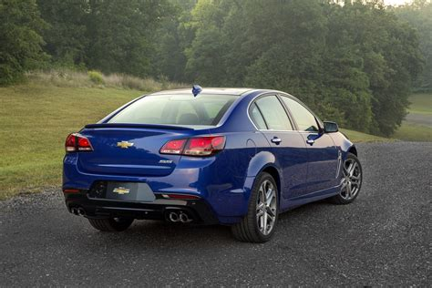 chevrolet sedan 2016 chevrolet ss sedan revealed gm authority