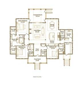 Palmetto Bluff Floor Plans Kitchen Dining Rooms Bonus Rooms And Palmetto Bluff On
