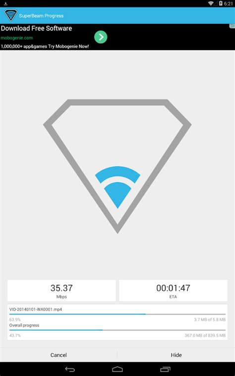 wifi direct android superbeam wifi direct applications android sur play