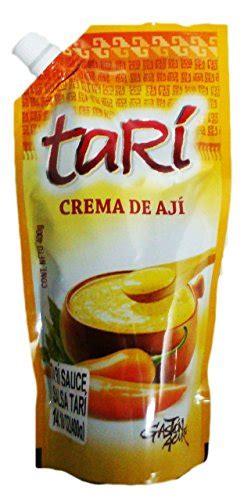 alacena crema de aji tari alacena crema de aji tari peruvian sauce 400 gr family
