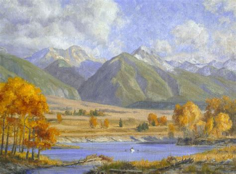 painting montana rural paintings by dan d amico