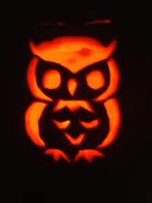 our carved owl ciderandfaun blogspot com 2009 10 pumpkin