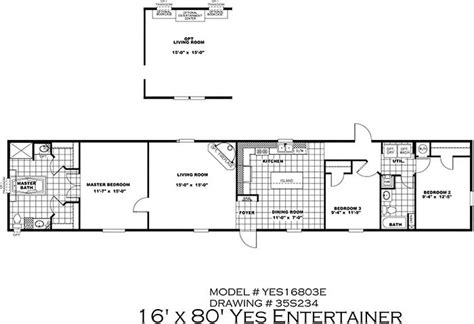 Fleetwood Floor Plans clayton yes series mobile homes 1st choice home centers