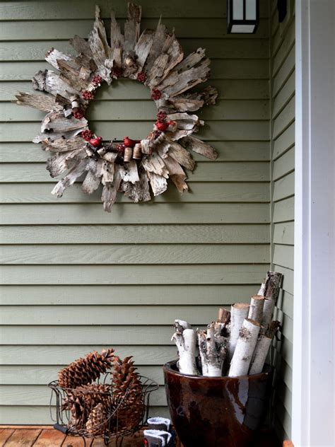 home made decor 19 rustic decorations made inexpensively from